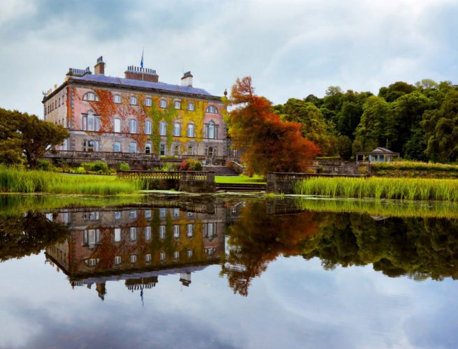 Westport House, westport, mayo, business