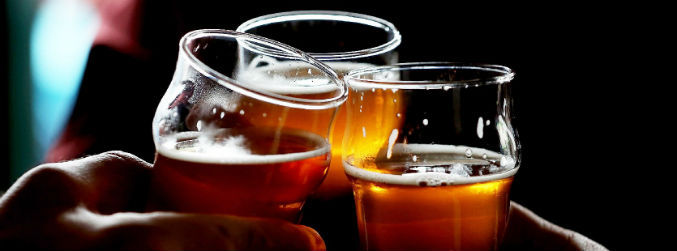 MOVIES & BOOZE: Craft beer on the menu