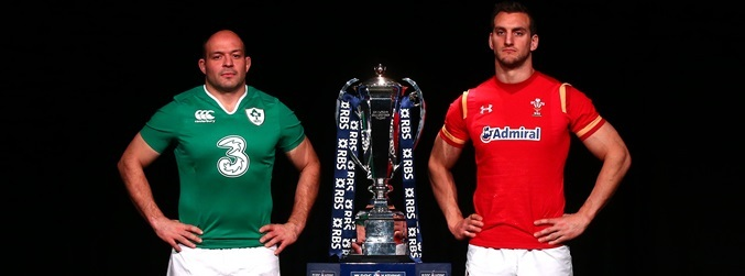 Ireland, Wales, Six Nations,