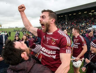 In Pictures: Cushendall and Na Piarsaigh book their spots in the final as Templenoe claim glory