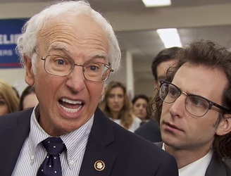 WATCH: Larry David is Bernie Sanders in 'Bern Your Enthusiasm'