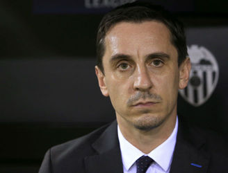 Gary Neville insists he is being judged too early as Valencia spell worsens