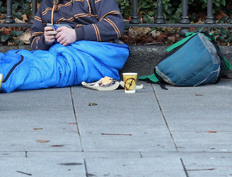 Recommendations to tackle homelessness 'falling on deaf ears'