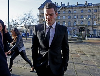 Sunderland footballer Adam Johnson pleads guilty to sexual activity with a child