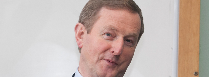 Broadcasting levy, Fine Gael, independent stations, Enda Kenny, GE16, license,