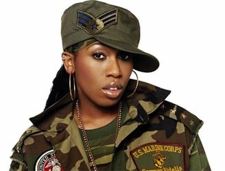Where exactly has Missy Elliott been for the last decade?