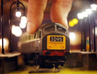 James May leads calls to save classic toy maker Hornby