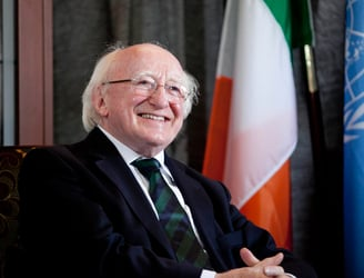 WATCH: Does Ireland really need a president?