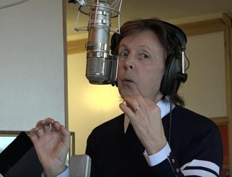 WATCH: Paul McCartney releases audio emojis in time for Valentine's Day