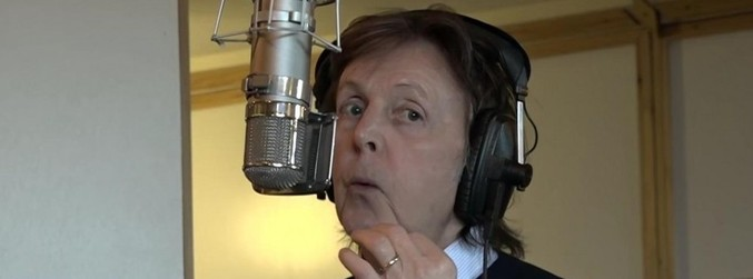 Paul McCartney, Emoji, Mojis, Skype, Valentine's Day