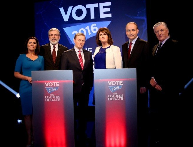 #RealityCheck - The non-verbal cues of the first Leaders' Debate