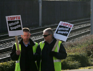 Day II Luas strike: further inconvenience for 90,000 commuters