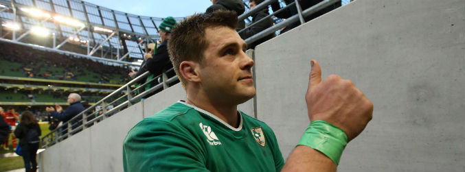 stander, o'connell, wales, ireland, france, rugby, munster