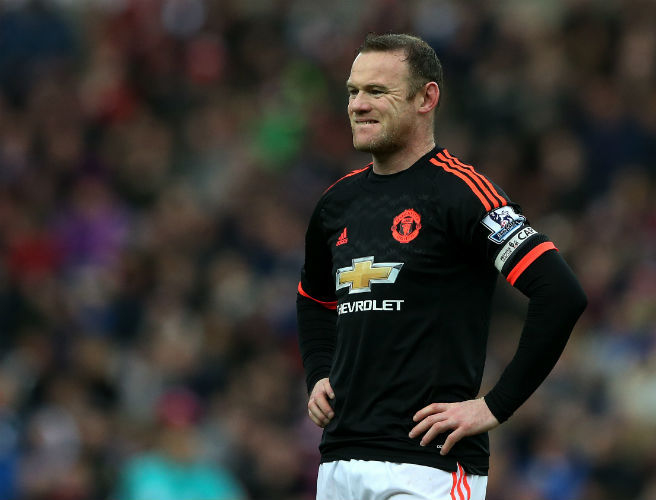 Wayne Rooney admits making the top four will be 'difficult' now