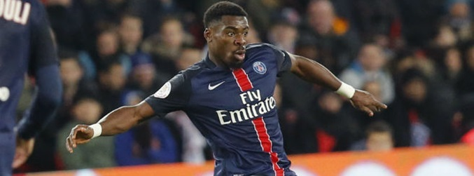 Serge Aurier reportedly suspended by PSG for foul mouthed tirade on social media
