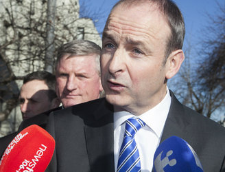 Micheál Martin says people of Ireland, not Taoiseach or Tánaiste, will select next government