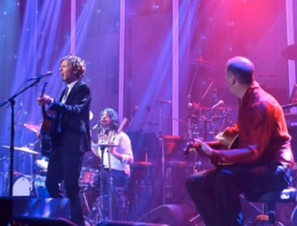 Beck and surviving members of Nirvana form a David Bowie-tribute super group