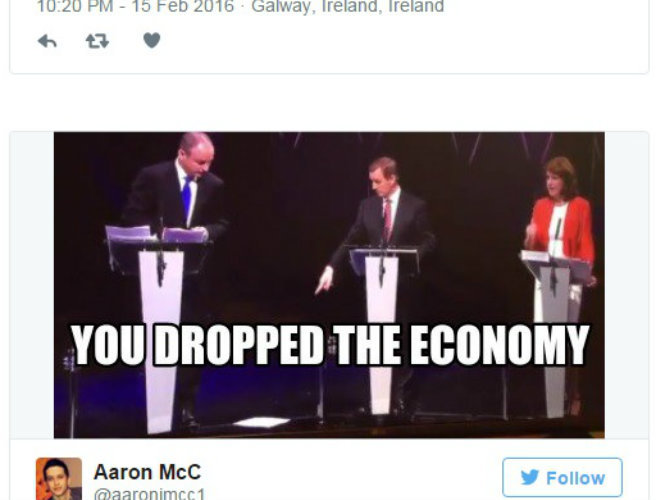 The best Twitter reaction to the Leaders' Debate