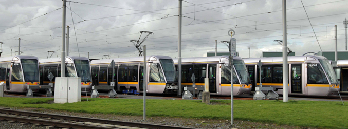Luas, strike, Transdev, SIPTU, Owen Reidy, Gerry Madden, pay claim, St Patrick's Day, industrial action