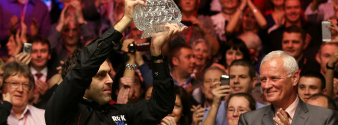 ronnie o'sullivan, snooker, 146, welsh open