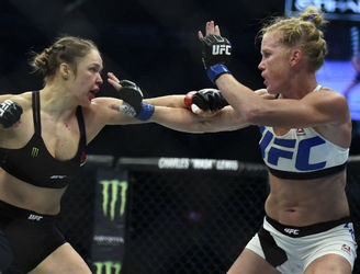 'I hurt for her'- Holly Holm responds to Ronda Rousey's emotional appearance on The Ellen Show
