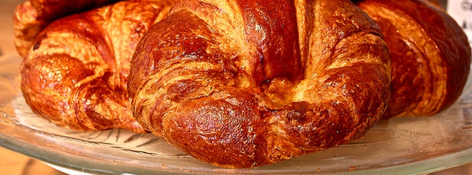 Tesco, Croissant, Straight, Curved, Crescent, Kipferl
