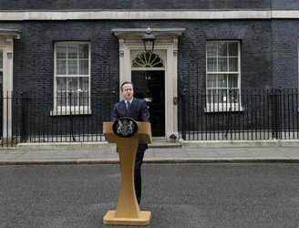 Cameron announces 'Brexit' referendum for June 23rd