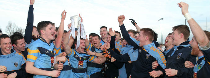 UCD defeat DCU to claim Sigerson Cup for the first time in 20 years