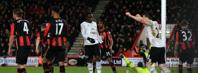 As It Happened: Bournemouth 0-2 Everton, FA Cup Fifth Round