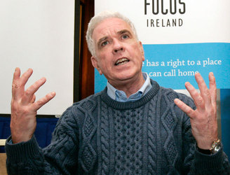 'Homelessness is caused by government policy, not recession' - Fr Peter McVerry