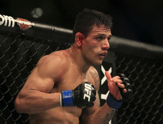 Rafael dos Anjos' foot may be broken according to reports