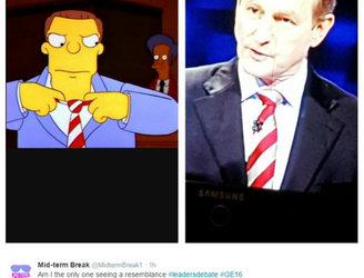 The best of the Twitter reaction to the leaders' debate