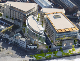 €90m dockland project plans unveiled in Cork