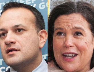 Varadkar, McDonald go head-to-head on tax, water and legacy issues