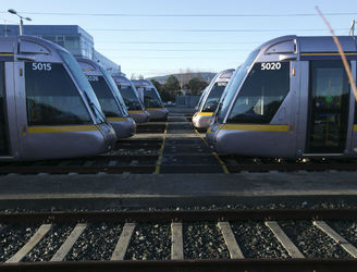 Luas driver's strike continues today