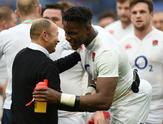 Maro Itoje to make first England start against Ireland