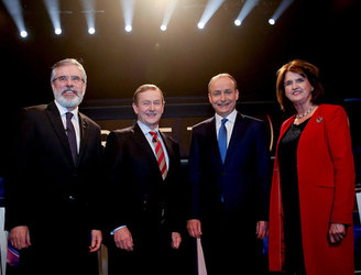 As fractured Dáil forms, parties rule out alliances