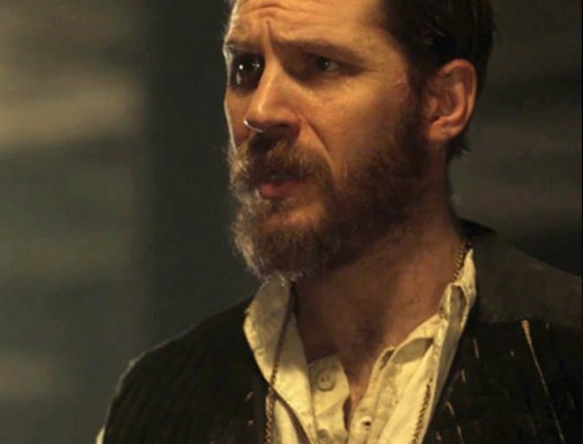 "WATCH: Tom Hardy in first trailer for 19th century conspiracy thriller series ""Taboo"""