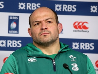 "Rory Best states Ireland not concerned with ""sideshow"" comments from Eddie Jones"