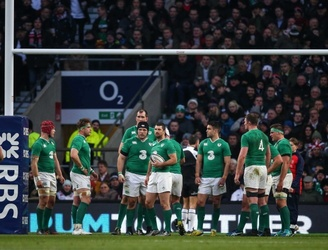 In Pictures: England prove too much for Ireland as they cruise to victory at Twickenham