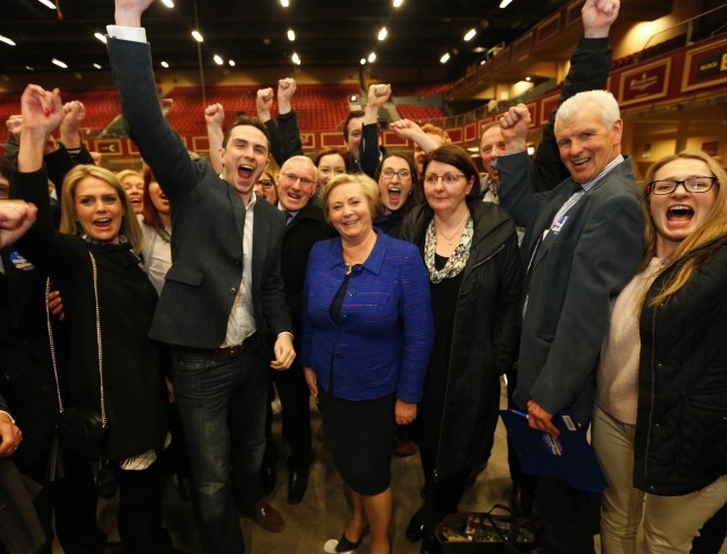 More than 65 TDs now elected to the Dáil