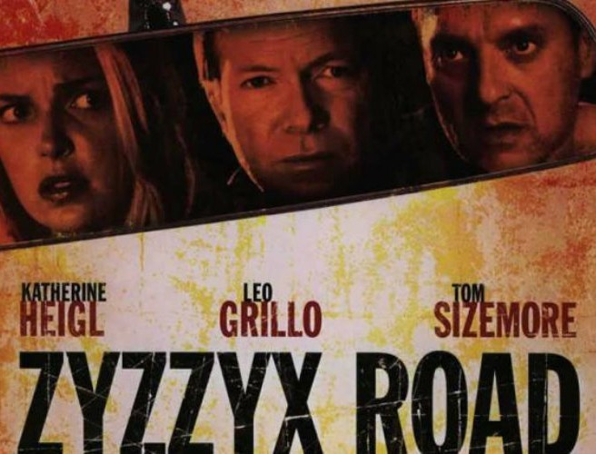 "Ten years on from ""Zyzzyx Road"", the lowest grossing movie of all time"