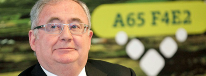 "Pat Rabbitte says Labour is the ""only social democrat party in Ireland"""