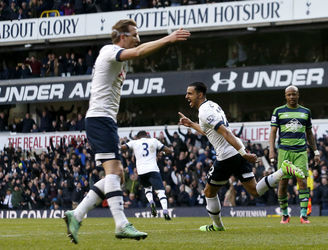 Rose blooms at right time as Tottenham show off their new-found resilience