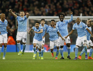 Man City learn from errors of recent thrashing as they beat Liverpool on penalties