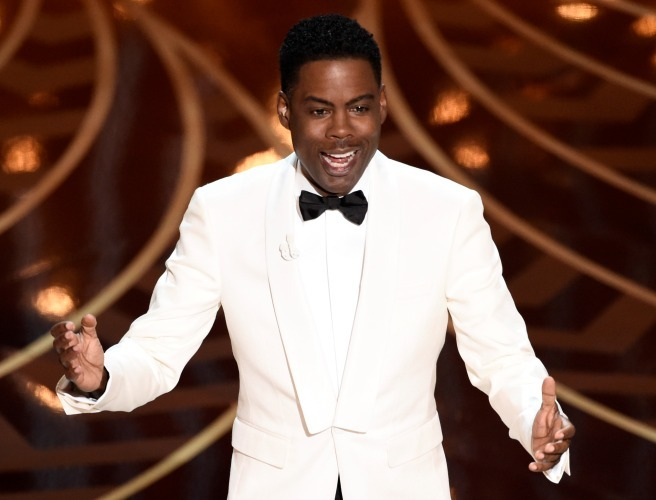 WATCH: Chris Rock confronts Hollywood racism row in opening monologue