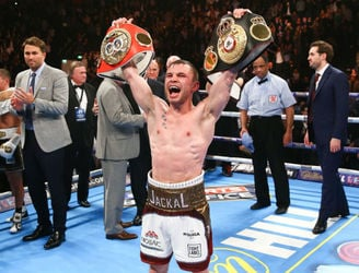 Carl Frampton may be about to lose one of his World titles