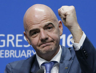 Does new FIFA boss Gianni Infantino really represent a fresh start?