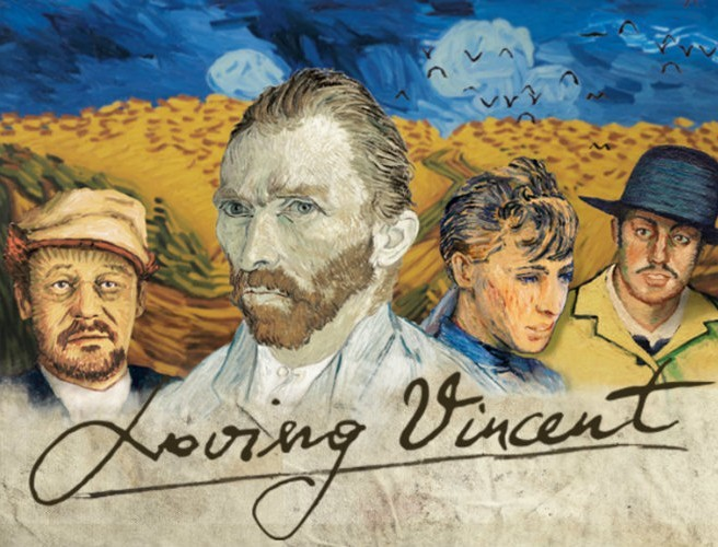 "WATCH: Trailer for ""Loving Vincent"", the first ever fully painted feature film"