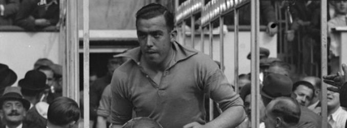 Dixie Dean and four other footballing icons who plied their trade in the League of Ireland